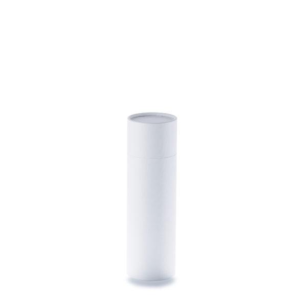 3-teilige betubed Pappdose in weiß