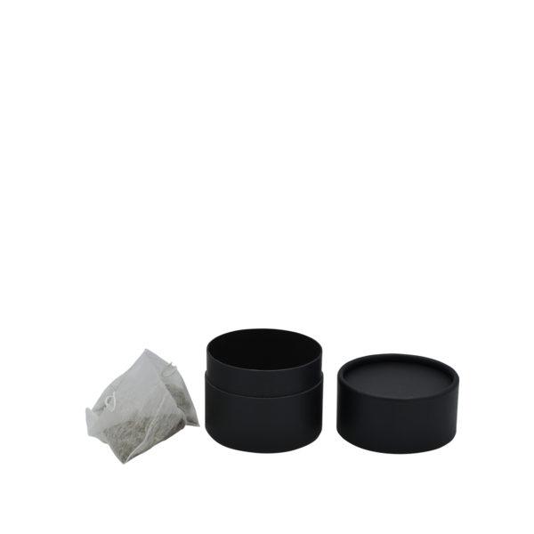 pappdose black paper tube 55x63 betubed anwendung
