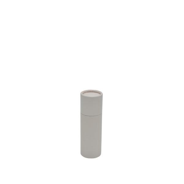 pappdose zartrosa paper tube 90x30 betubed